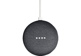 GOOGLE Home Mini, Smart Speaker mit Sprachsteuerung, WLAN, Bluetooth