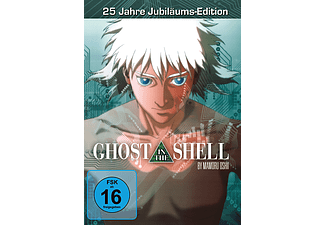 Ghost in the Shell (Kinofilm) - Jubiläums-Edition - (DVD)