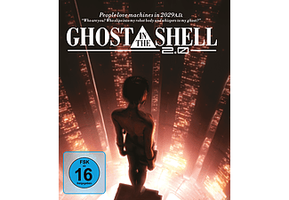 Ghost in the Shell (Kinofilm) – 2.0 - (Blu-ray)