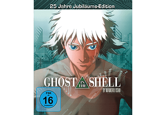 Ghost in the Shell (Kinofilm) - Jubiläums-Edition - (Blu-ray)