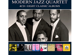 The Modern Jazz Quartet - 8 Classic Albums - (CD)