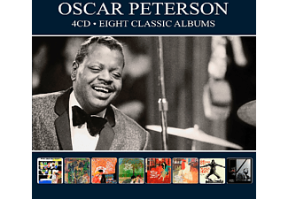 Oscar Peterson - 8 Classic Albums - (CD)