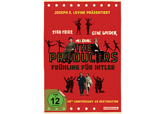 The Producers - Frühling für Hitler - 50th Anniv. - (DVD)