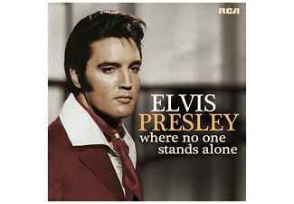Elvis Presley - Where No One Stands Alone - (CD)