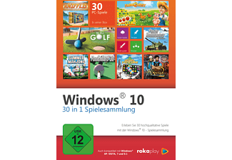 Windows 30 in 1 Spielesammlung 2018 PC