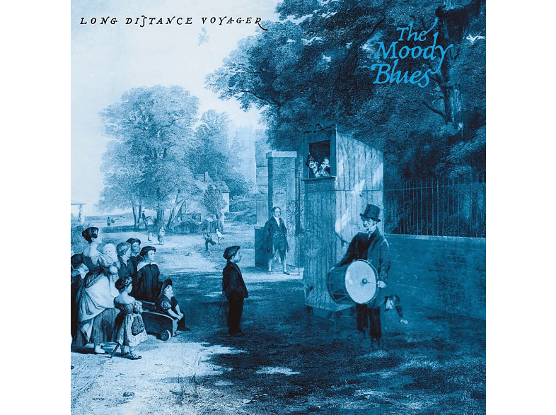 The Moody Blues - Long Distance Voyager [Vinyl]