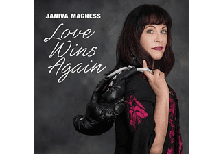 Janiva Magness - Love Wins Again - (CD)