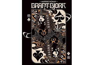 Brant Bjork - Mankind Woman (Splatter Edition) - (Vinyl)