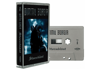 Dimmu Borgir - Stormblast2005 (Solid Grey) - (MC (analog))