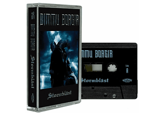 Dimmu Borgir - Stormblast2005 (Black) - (MC (analog))
