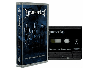 Immortal - Sons of Northern Darkness (Black) - (MC (analog))