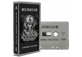 Belphegor - Conjuring The Dead (Grey) - (MC (analog))