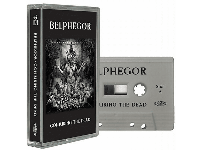 Belphegor - Conjuring The Dead (Grey) [MC (analog)]