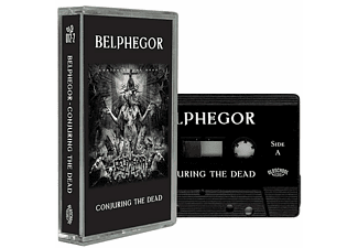 Belphegor - Conjuring The Dead (Black) - (MC (analog))