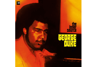 George Duke - The Inner Source - (Vinyl)