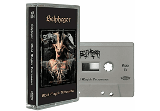 Belphegor - Blood Magick Necromance (Black) - (MC (analog))