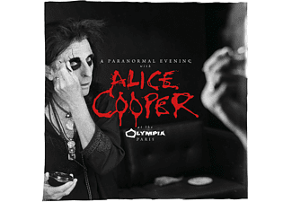 Alice Cooper - A Paranormal Evening At The Olympia Paris - (CD)