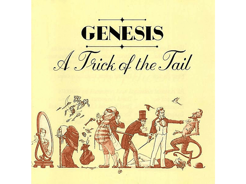 Genesis - A Trick Of The Trail [Vinyl]