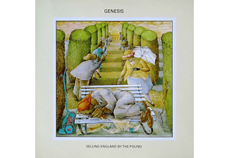 Genesis - Selling England By The Pound - (Vinyl)