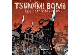 Tsunami Bomb - The Definitive Act - (CD)
