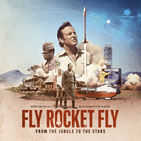 VARIOUS - FLY ROCKET FLY [LP + Bonus-CD]