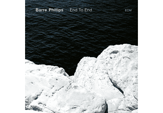 Barre Phillips - End To End - (Vinyl)
