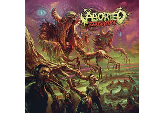 Aborted - TerrorVision - (LP + Bonus-CD)