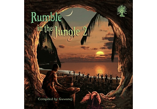 Forestdelic Records - Rumbl In The Jungle - (CD)