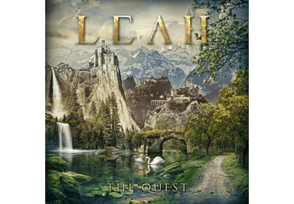 Leah - The Quest (2LP) - (Vinyl)