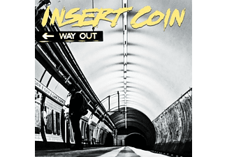 Insert Coin - Way Out - (CD)