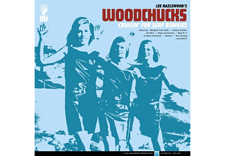 Lee Hazlewood - Woodchucks-Cruisin' For Surf Bunnies - (Vinyl)