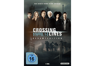 Crossing Lines - 1.-3. Staffel - Gesamtedition - (DVD)