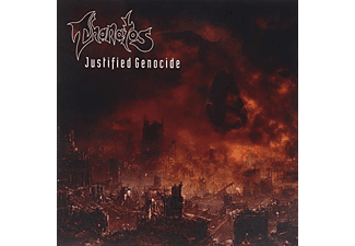 Thanatos - Justified Genocide - (Vinyl)