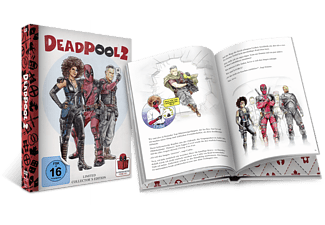 Deadpool 2 - (Blu-ray + DVD)