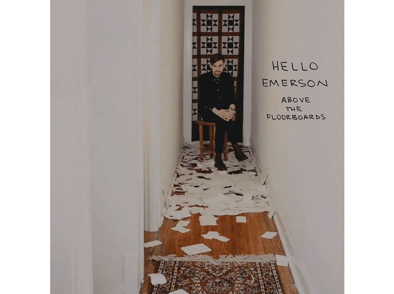 Hello Emerson - Above The Floorboards [Vinyl]