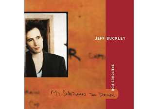 Jeff Buckley - Sketches for My Sweetheart The Drunk - (Vinyl)