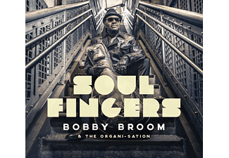 Bobby Broom - Soul Fingers (180g) [Vinyl LP] - (Vinyl)