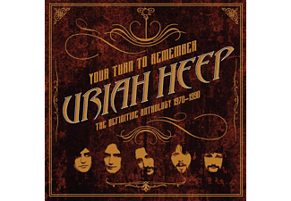 Uriah Heep - YOUR TURN TO REMEMBER:.. - (Vinyl)