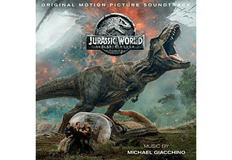 Michael Giacchino - JURASSIC WORLD: FALLEN KINGDOM 2LP - (Vinyl)