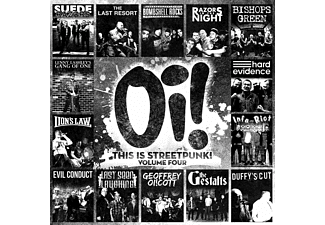VARIOUS - OI! THIS IS STREETPUNK! 4 - (Vinyl)