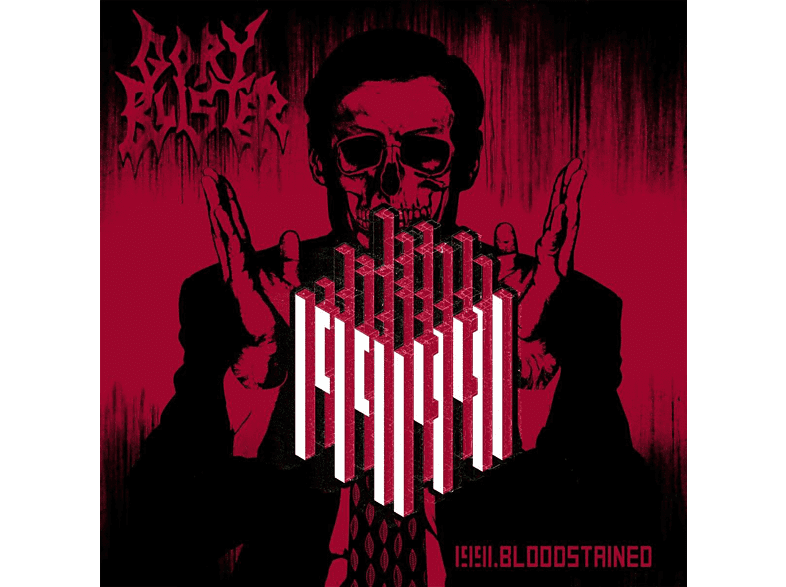 Gory Blister - 1991.Bloodstained [CD]