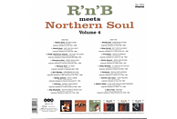 VARIOUS - R'N'B' MEETS NORTHERN SOUL, VOL. 4 [Vinyl]