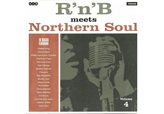 VARIOUS - R'n'B Meets Northern Soul Vol. 4 - (Vinyl)