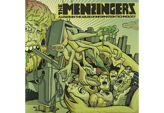 Menzingers - A Lesson In The Abuse Of Information Technology - (Vinyl)