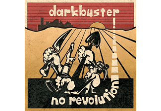 Darkbuster - No Revolution - (LP + Download)