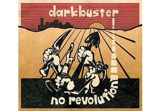 Darkbuster - No Revolution - (CD)