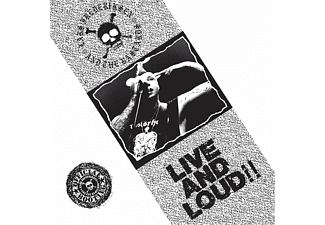Lars Frederiksen, The Bastards - LIVE AND LOUD - (Vinyl)