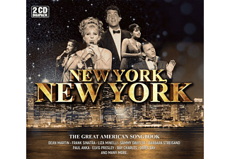 VARIOUS - New York New York-The Great American Songbook - (CD)