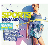 VARIOUS - Sports Megamix 2018.2 Your Workout Favourites [CD]