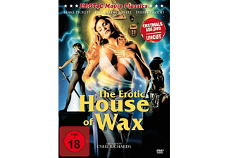 The Erotic House of Wax - (DVD)